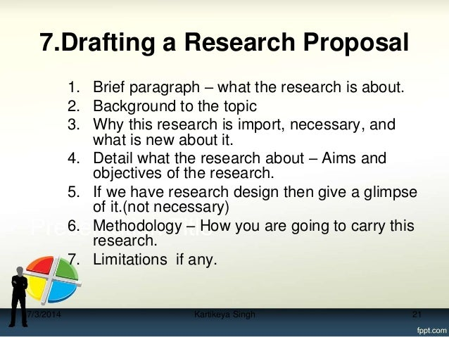 write mba dissertation proposal