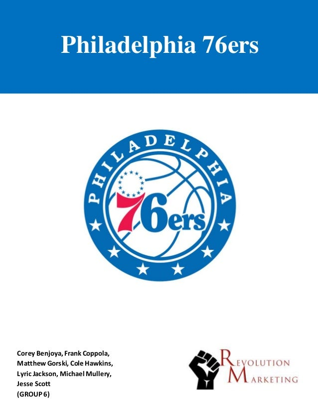 Philadelphia 76ers Market Research Analysis Mullery a59c38840