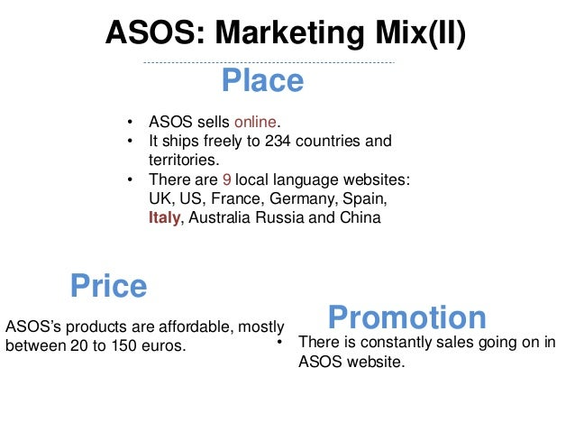 an analysis of the marketing mix of sainsburys supermarket This write-up would give an analysis on  how innocent drinks organization uses its marketing mix in  need essay sample on marketing mix of innocent drinks .