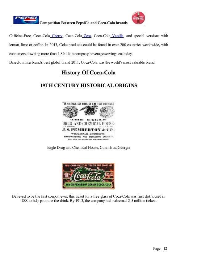 Coca cola marketing assignment