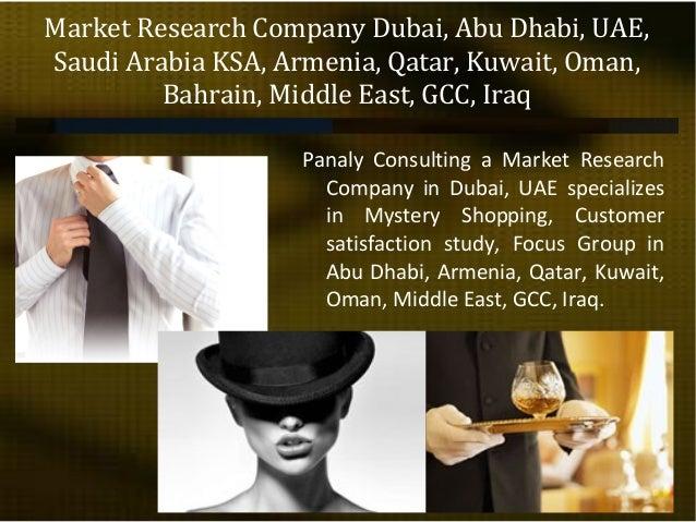 Market Research Company Dubai, Abu Dhabi, UAE, Saudi Arabia KSA, Armenia, Qatar, Kuwait, Oman, Bahrain, Middle East, GCC, ...