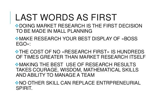 shopping mall marketing plan essays Developing a sustainable business plan at the shopping center of southpointe mall in lincoln and marketing or.