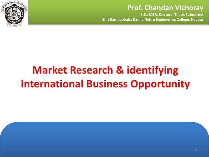 Prof. Chandan Vichoray<br />B.E., MBA, Doctoral Thesis Submitted<br />ShriRamdeobabaKamla Nehru Engineering College, Nagpu...