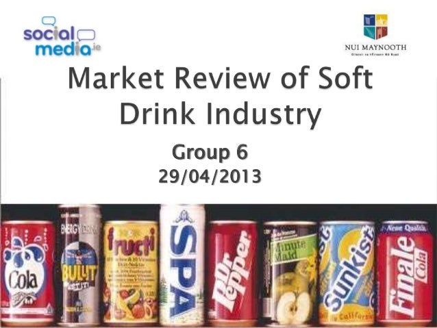 The battle of soft drink companies