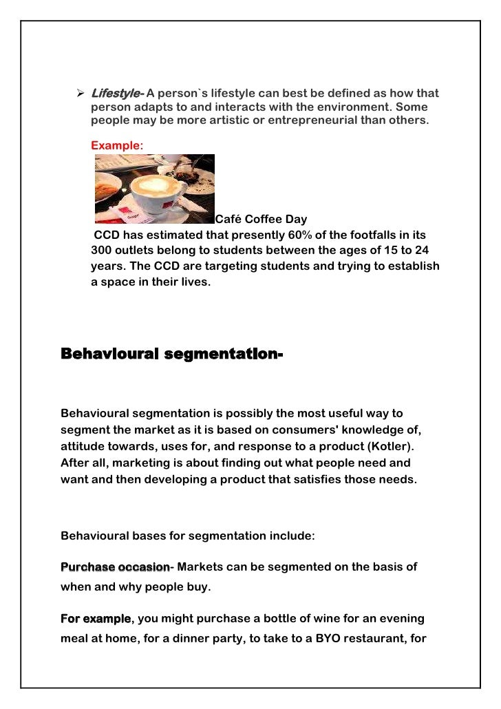 Market Segmentation - Meaning, Basis and Types of Segmentation