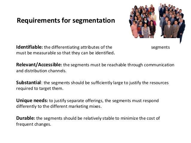 Fashion channel segmentation