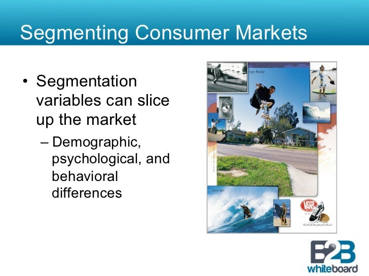 a discussion on social class as a variable for segmenting consumer markets Chapter 9 class notes  variables for segmenting consumer markets include:  education, occupation, family life cycle, family size, religion and social class.