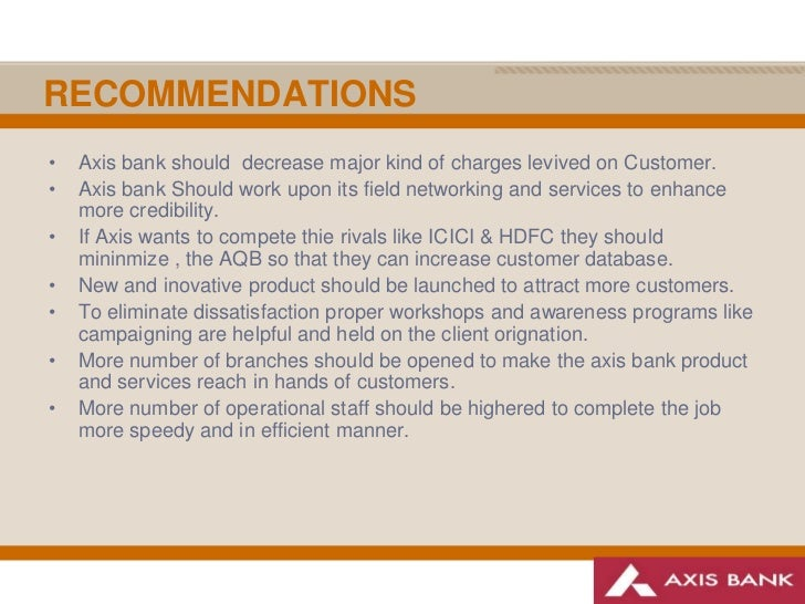 Banking industry analysis comprises of segments