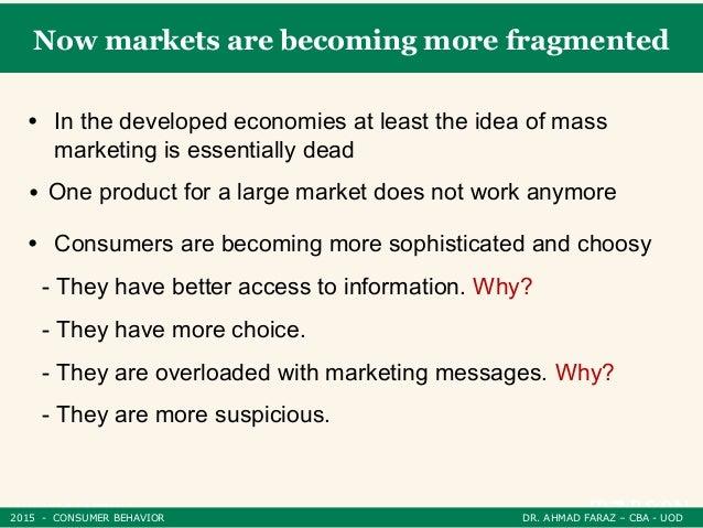 mass marketing is not dead