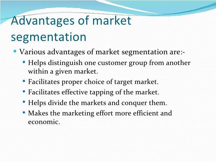 Market Segmentation: Top 10 Benefits of Market Segmentation