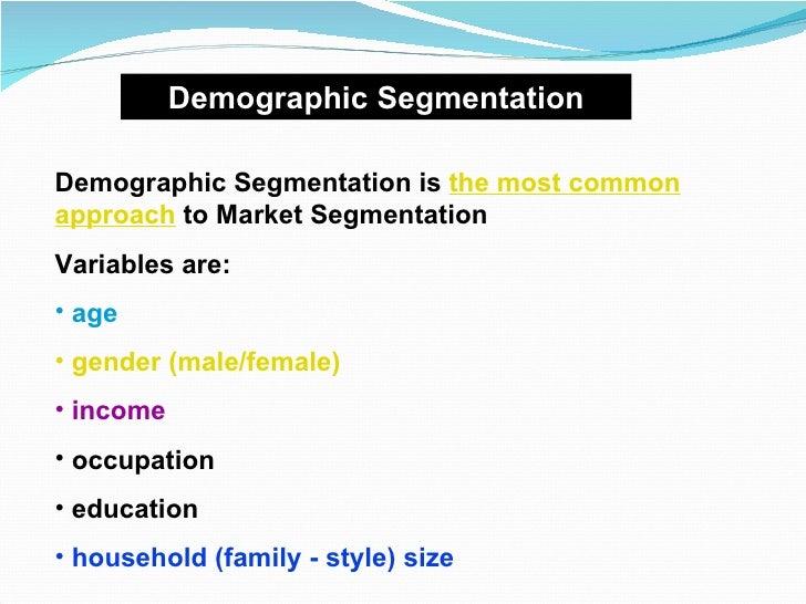 Samsung company segmentation essay