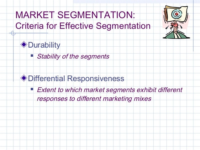 strategic marketing led market segmentation Cmos and marketing directors understand that market segmentation strategies divide broad target markets into subsets that are perceived to have common interests.