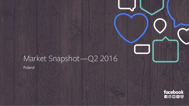 Market Snapshot—Q2 2016 Poland