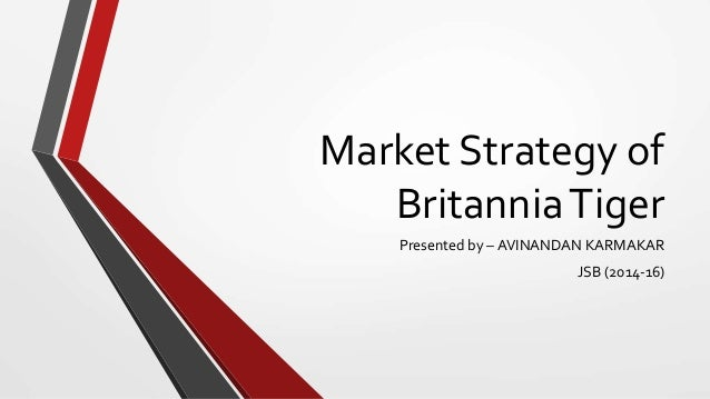strategies of britannia Britannia industries ltd company overview britannia was started as a biscuit company in 1892 in a nondescript house in kolkata innovative marketing strategies like lagan match which was voted as india's most successful promotional activities of 2001.