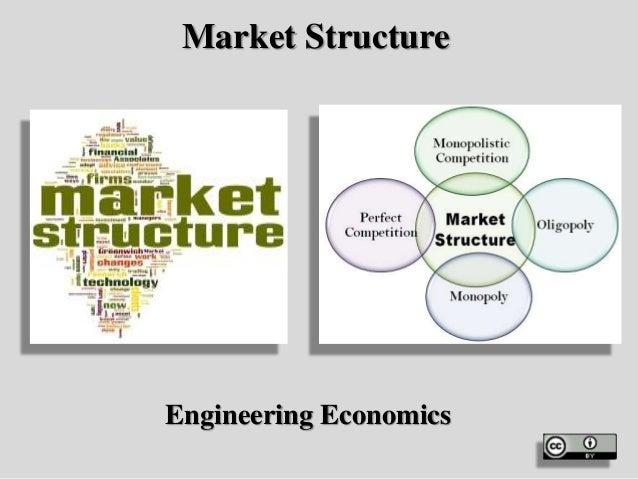Market Structure Engineering Economics