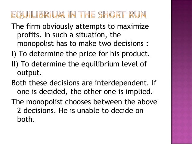 how market structures determine the pricing and output decisions of business How market structures determine the pricing and output decisions of businesses  how market structures determine the pricing and output of businesses introduction .