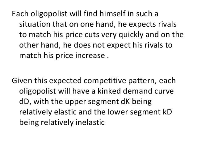 conclusion of oligopoly market structure
