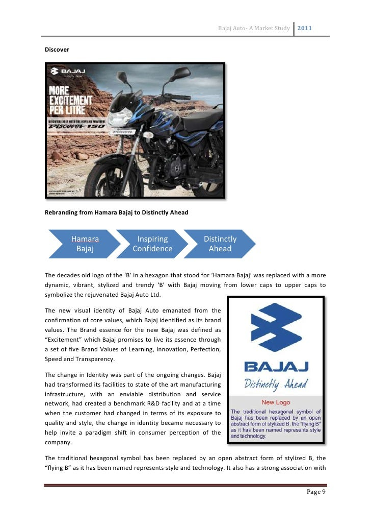 bajaj competitive analysis Bajaj electricals brand is studied in terms of its swot analysis, competitors segmentation, targeting and positioning (stp) have also been covered along with usp and.