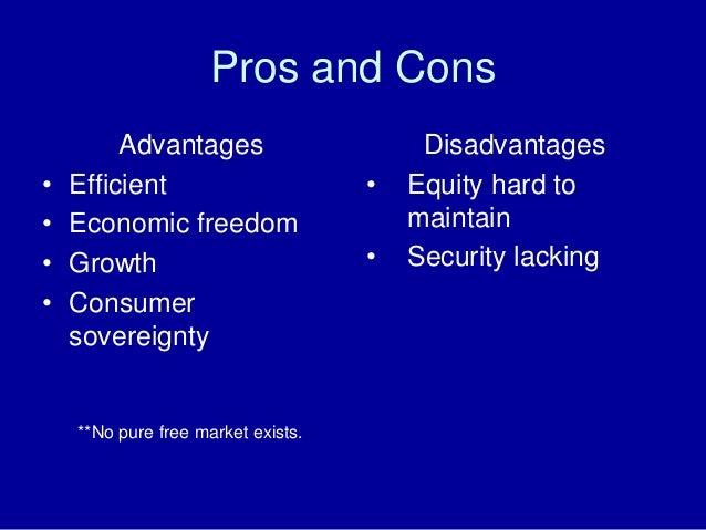 a free market system
