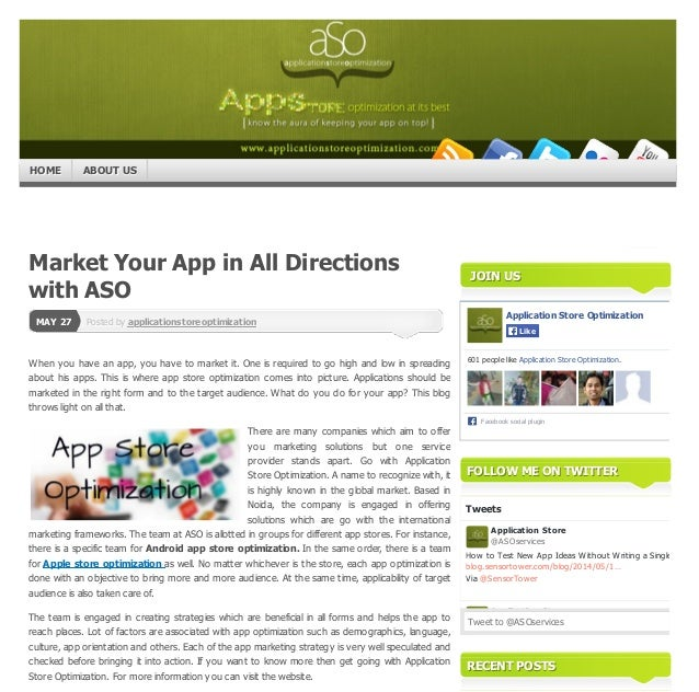 ← Make the Best of ASO for your App Posted byPosted by applicationstoreoptimizationapplicationstoreoptimizationMAY 27 Mark...