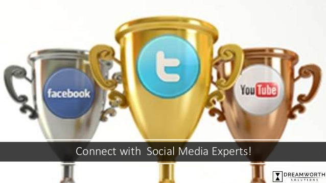 Connect with Social Media Experts!