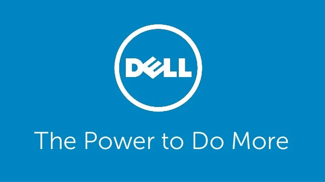 dell hr strategies Unleash the power of your big data with microstrategy data analytics and visualization tools easy-to-use data dashboards fed from 70+ data sources.