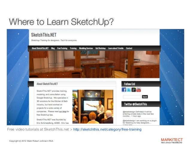 41 where to learn sketchup - Sketchup Home Design