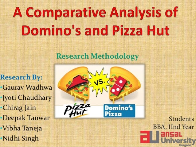 the pizza company vs the pizza hut essay Read pizza hut case study free essay and over 88,000 other research documents pizza hut case study executive summary pizza hut the company has.