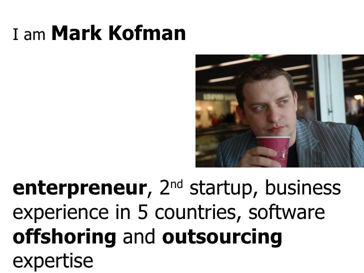 Estonian b2b startup going internet-ional Slide 2
