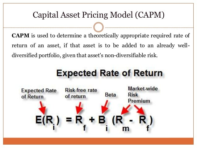 Determine Average Market Return
