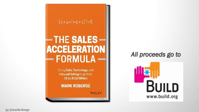 The Sales Acceleration Formula Pdf