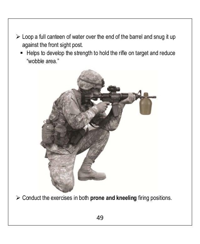 Marksmanship Diagnosis and Training