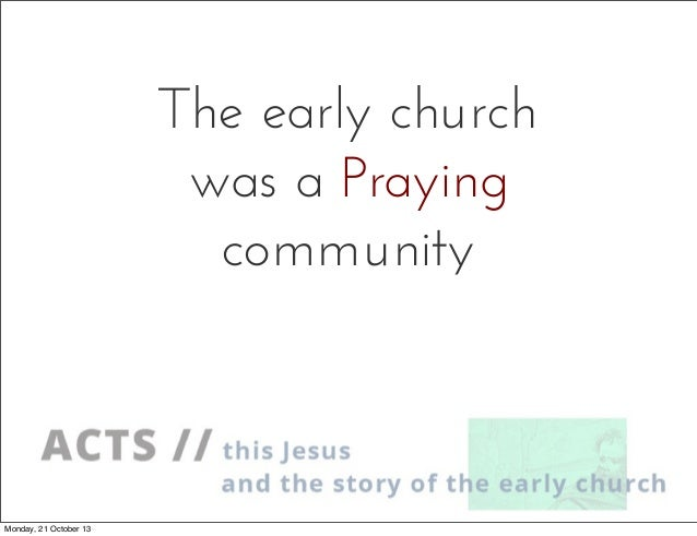 Early Christians Praying images