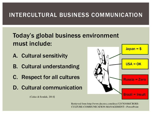cultural sensitivity in professional communication with Cultural competence in healthcare refers to the ability for  cultural competence involves more than having sensitivity or  poor cross-cultural communication.