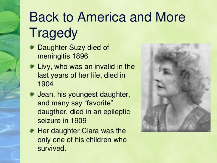american literature mark twain American literature mark twain  timeline of american literature  major themes: american dream and the common man's inability to achieve itone of.