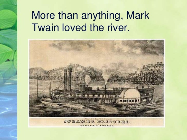 american literature mark twain essay Free essay: the importance of mark twain in american literature mark twain is important to american literature because of his novels and how they portray the.