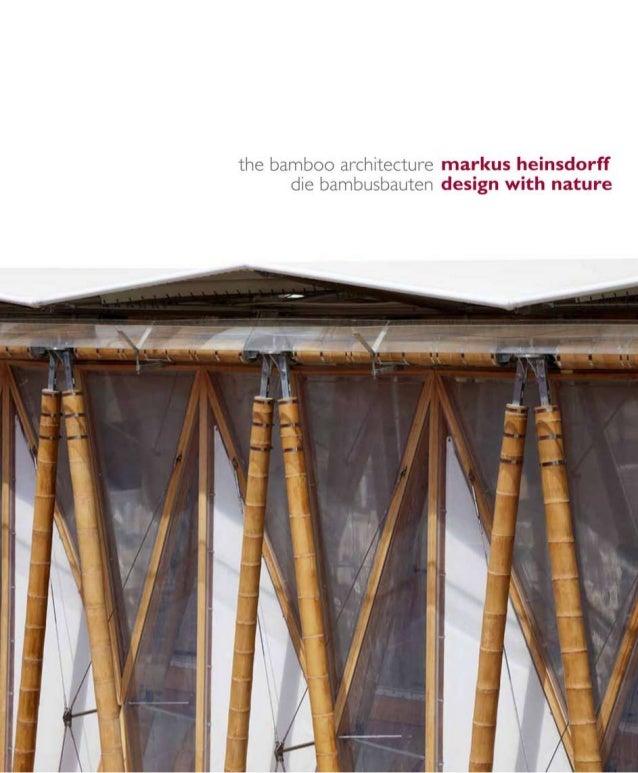 Markus heinsdorff design with nature