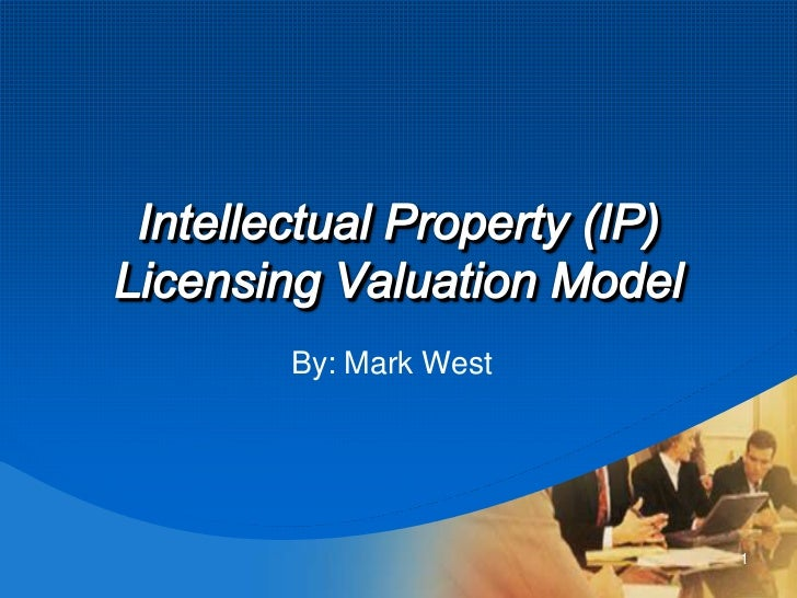 Intellectual Property Licensing Attorney