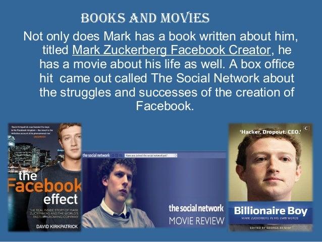 Mark Elliot zuckerberg Biography(in brief)
