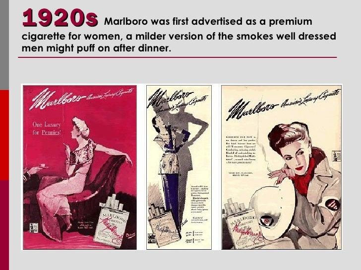 Marlboro women