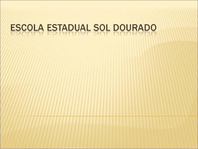   A ESCOLA ESTADUAL DE TEMPO INTEGRAL, TEM COMO OBJETIVO FORMAR CIDADÃOS CAPAZES DE CONDUZIR SUA PRÓPRIA VIDA COM SIGNIFI...