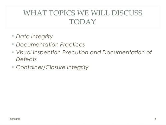 Marlene Garcia Swider ASQ, PDA, SoCalBio Presentation Oct. 6 Slide 3