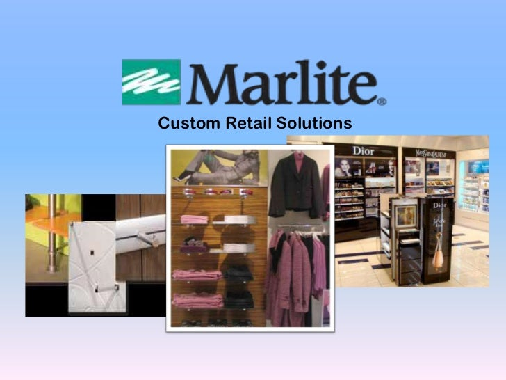 Custom Retail Solutions