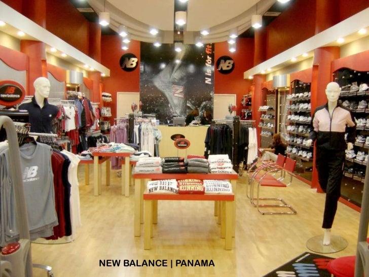 new balance outlet panama