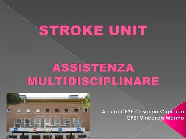 Marmo V. Assistenza Multidisciplinare. ASMaD 2012