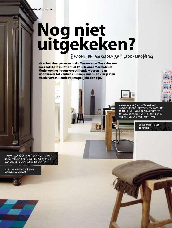Marmoleum magazine 2010