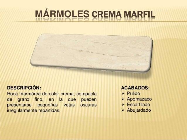 Materiales de construcc n m rmol for Utilidad del marmol