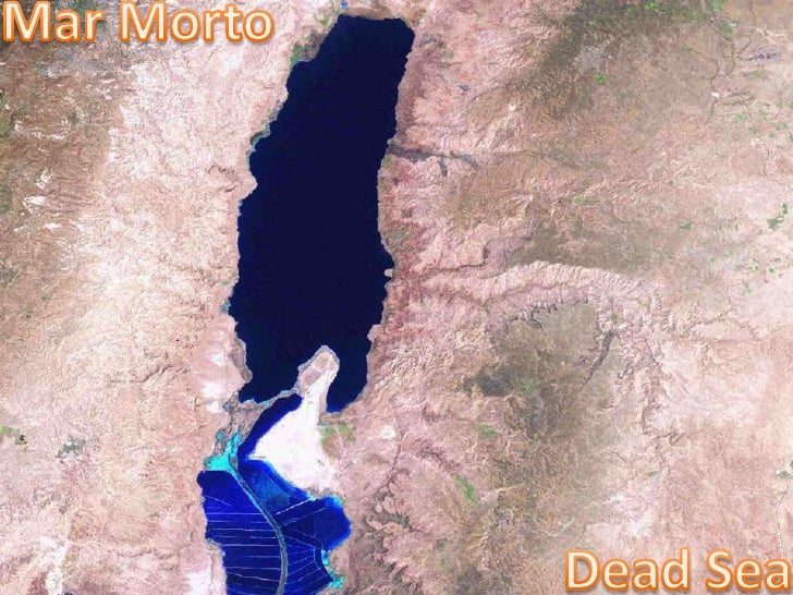 Mar Morto<br />DeadSea<br />