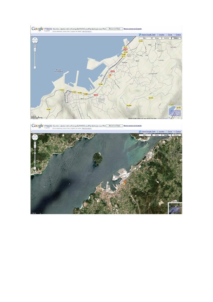 Mar n planos google for Planos google