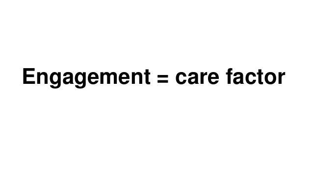 Global Engagement Crisis Level of Engagement World Australia Engaged 13 24 Not Engaged 63 60 Actively Disengaged 24 16 100...